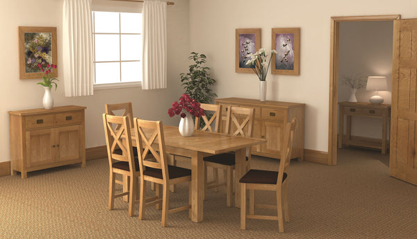 DINING / LIVING / OCCASIONAL. Jersey Oak.