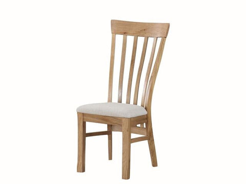 French Oak Dining Chair