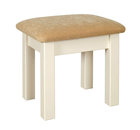 Tenby Painted/Pine Dressing Table Stool