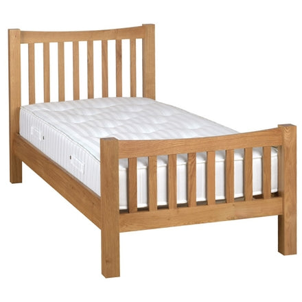 Dorking Oak 3' Low Foot End Bed