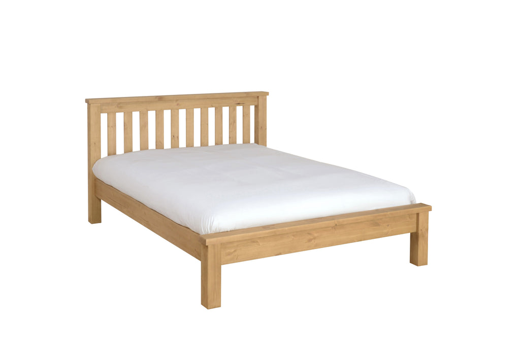 Crawford Pine 5' Low Foot End Bed