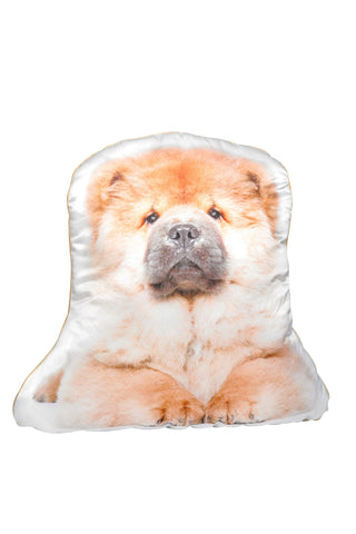 Chow Shaped Cushion
