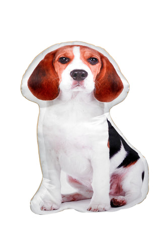 Beagle Shaped Cushion