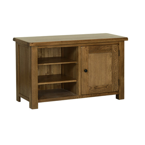 Rushbrooke Oak Standard TV Cabinet