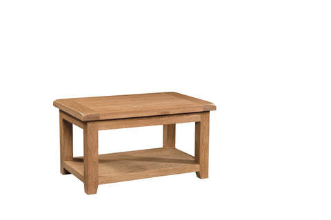 Stourbridge Oak Standard Coffee Table