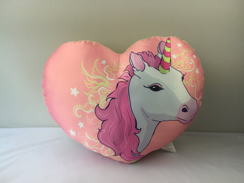 Unicorn Shaped Cushion