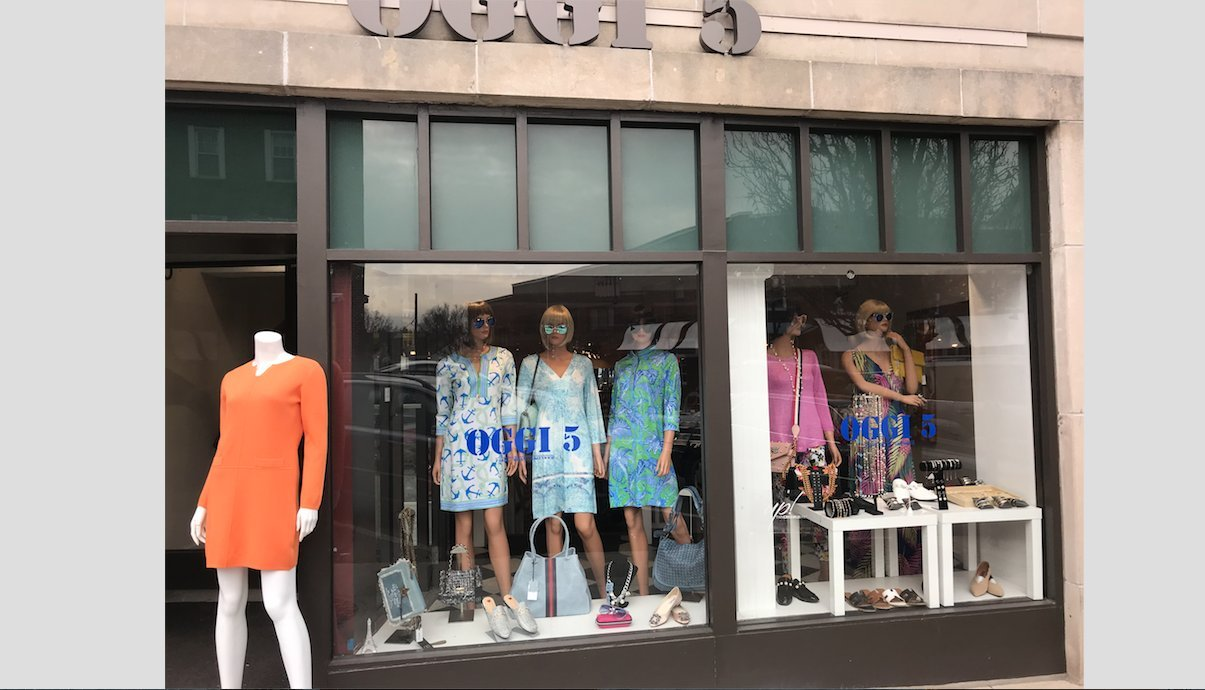 Spring 2018 Collection OGGI5 Womens clothes Greenwich CT