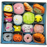 Kawaii Squishy - Storage Case