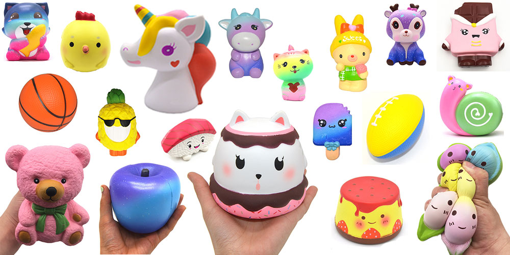 Kawaii Squishy Store - All Squishies