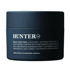 Hunter Lab - Daily Face Fuel - Mens daily moisturiser - natural ingredients