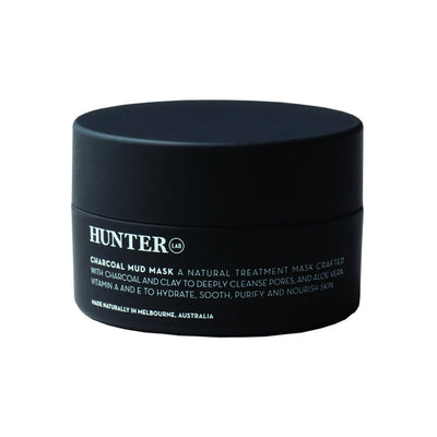 Hunter Lab - Charcoal Mud Mask