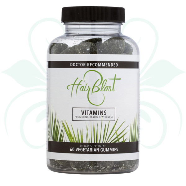 HairBlast Hair, Skin & Nails Vitamin Gummy
