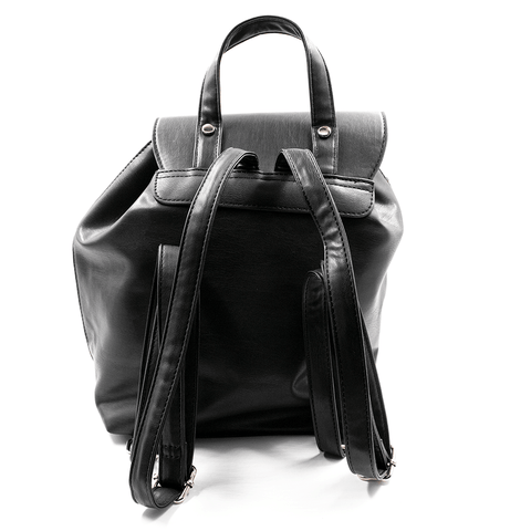 SWEET VENGEANCE | BLACK STUD BACK PACK