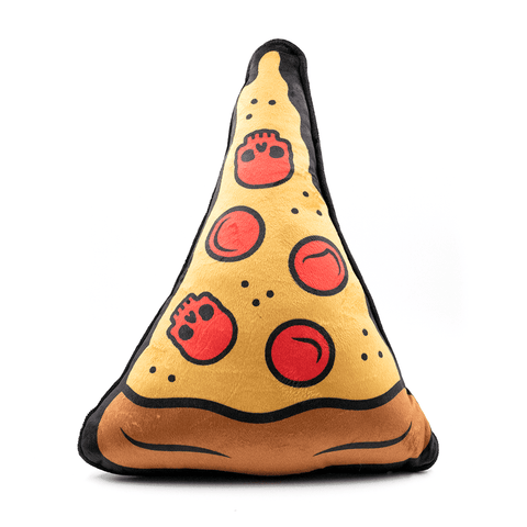 SOURPUSS | SKULL PIZZA CUSHION - Off Ya Tree