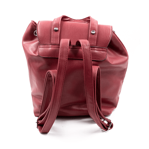 SWEET VENGEANCE | MAROON STUD BACK PACK - Off Ya Tree