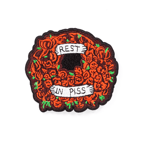 BLC | REST IN PISS PATCH