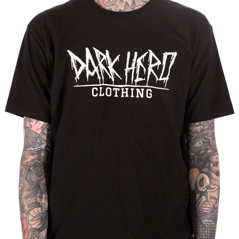 DARK HERO | DRIPT SCRIPT T-SHIRT - Off Ya Tree