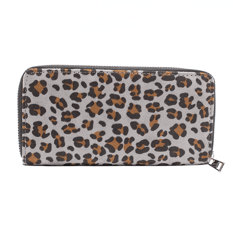 SWEET VENGEANCE | COPYCAT LEOPARD PRINT WALLET - Off Ya Tree