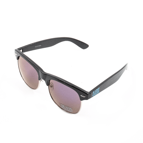 ALC | BRUSHED BLACK AND BLUE SUNNIES