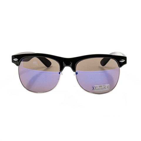 A LOST CAUSE | BRUSHED BLACK AND BLUE SUNNIES - Off Ya Tree