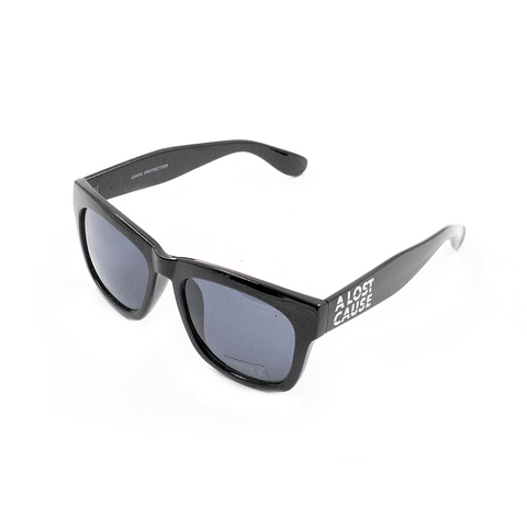A LOST CAUSE | BLACK BOXER SUNNIES