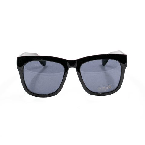 A LOST CAUSE | BLACK BOXER SUNNIES - Off Ya Tree