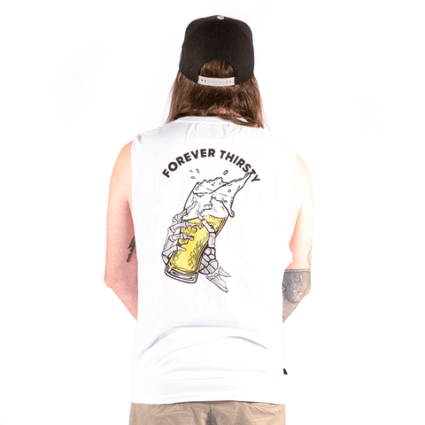 DVNT | FOREVER THIRSTY TANK TOP - Off Ya Tree