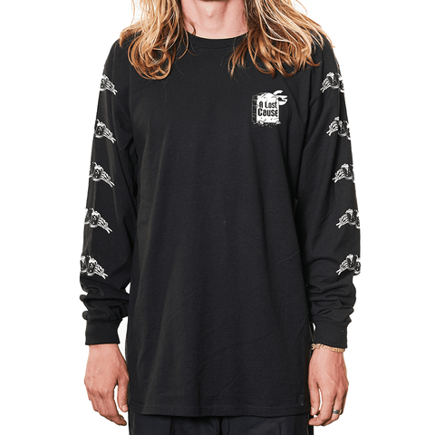 A LOST CAUSE | AFTERLIFE LONG SLEEVE T-SHIRT - Off Ya Tree