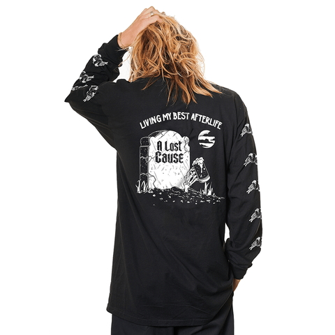 A LOST CAUSE | AFTERLIFE LONG SLEEVE T-SHIRT
