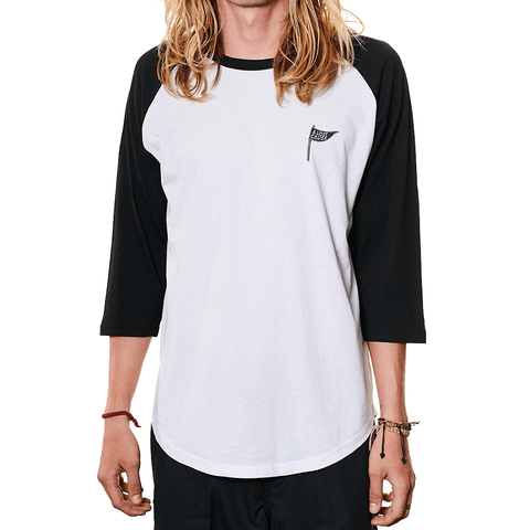 A LOST CAUSE | CRUISIN RAGLAN T-SHIRT - Off Ya Tree