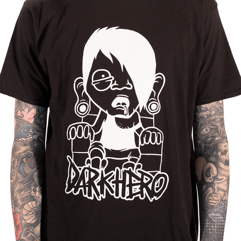 DARK HERO | EMO KID T-SHIRT - Off Ya Tree