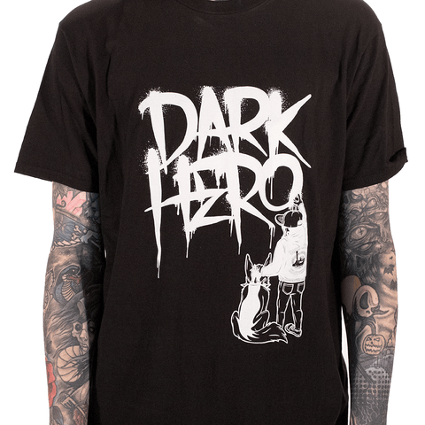 DARK HERO | SIDE BY SIDE T-SHIRT - Off Ya Tree
