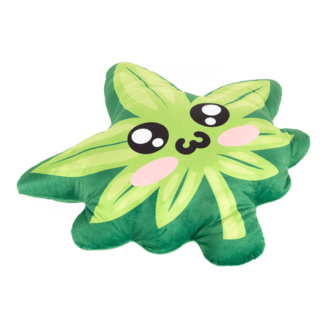 WAKE 'N' BAKE | CUTE LEAF CUSHION - Off Ya Tree