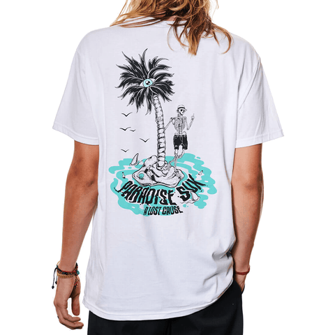 A LOST CAUSE | PARADISE SUX T-SHIRT - Off Ya Tree