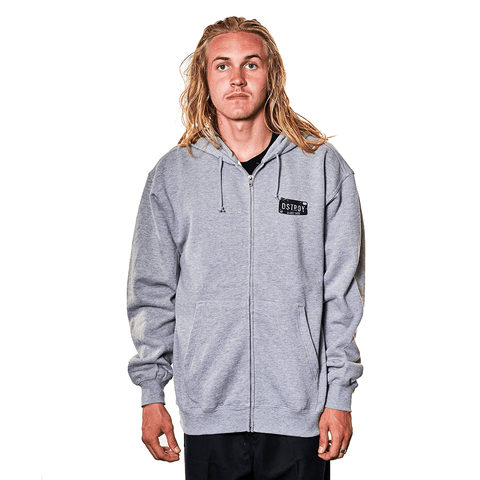 A LOST CAUSE | DESTROY ZIP UP HOODIE - Off Ya Tree