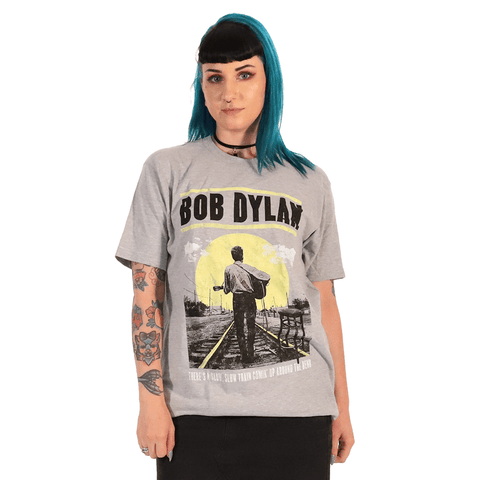 BOB DYLAN | SLOW TRAIN COMING T-SHIRT - Off Ya Tree