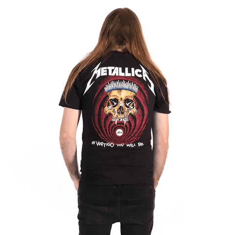 METALLICA | SHORTEST STRAW T-SHIRT - Off Ya Tree