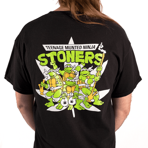 HIGHLINES | MUTANT STONERS T-SHIRT