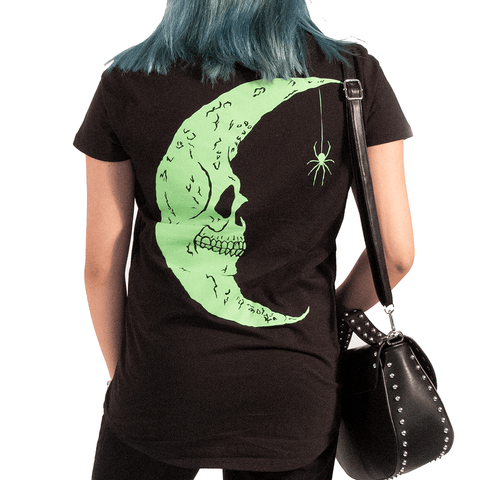 SWEET VENGEANCE | SKULL MOON T-SHIRT - Off Ya Tree