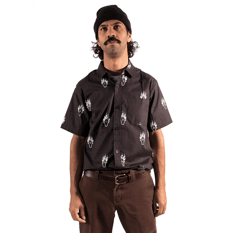 TREE HOUSE CLOTHING | COFFIN SHIRT