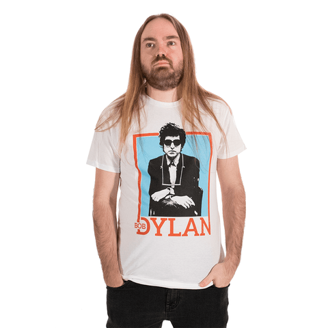 BOB DYLAN | NAME OUTLINE T-SHIRT - Off Ya Tree