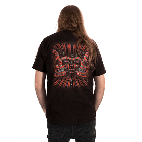 TOOL | THREE RED FACES T-SHIRT - Off Ya Tree
