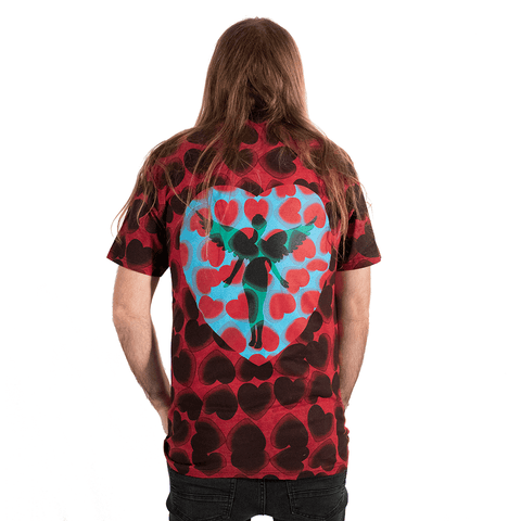 NIRVANA | HEART SHAPED BOX T-SHIRT - Off Ya Tree