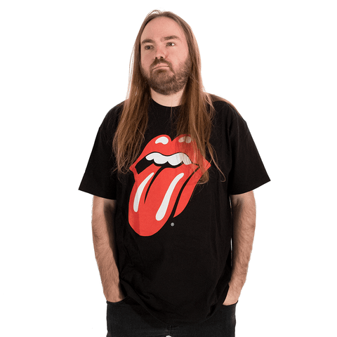 ROLLING STONES | CLASSIC TONGUE T-SHIRT - Off Ya Tree