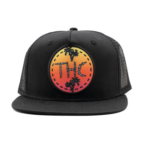 THC | BONES TRUCKER HAT - Off Ya Tree