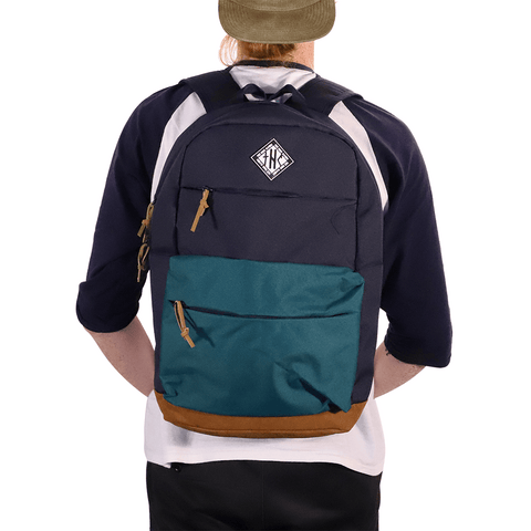 THC | MULTICOLOUR FINN BACKPACK - Off Ya Tree