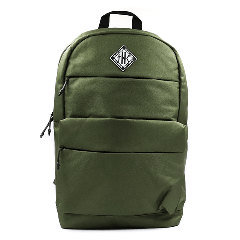 THC | ARMY GREEN LUCA BACKPACK - Off Ya Tree