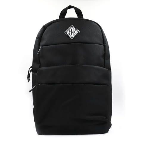 THC | DARK GREY 3 POCKET BACKPACK - Off Ya Tree