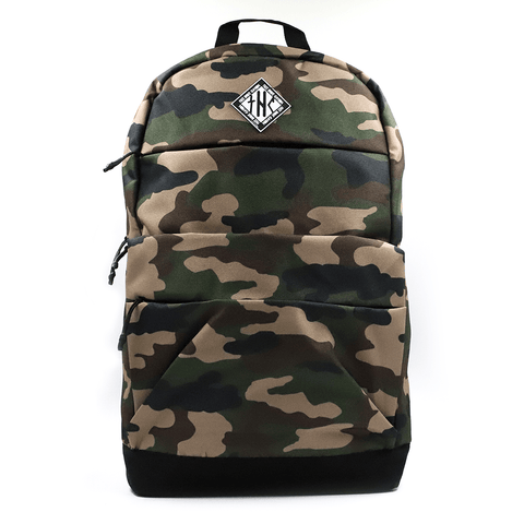 THC | CAMO WYATT BACKPACK - Off Ya Tree