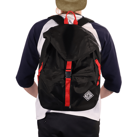 THC | THE JIMI DRAWSTRING BACKPACK - Off Ya Tree